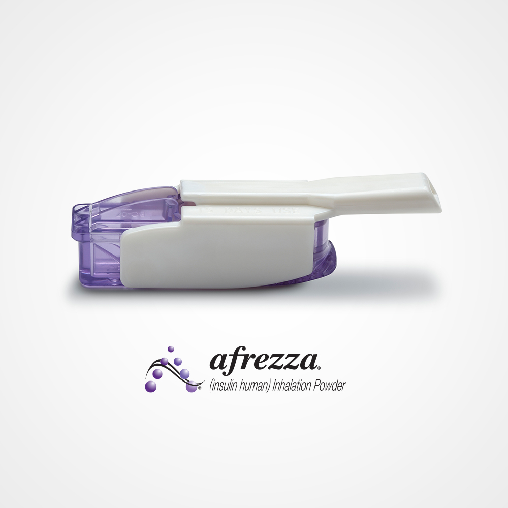 Afrezza product image